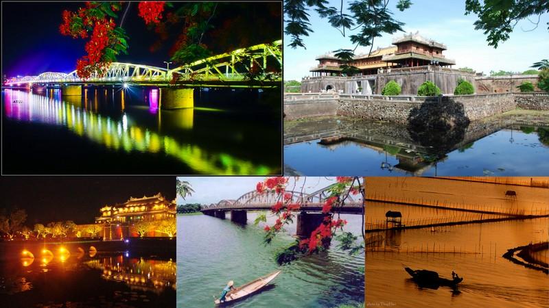 Tour di sản miền Trung