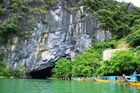 Tour Phong Nha - Kẻ Bàng